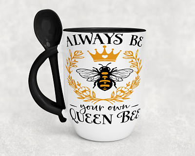 Always be your own Spoon Mug